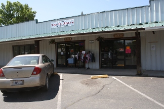 Driver's Thrift Store - Middletown, CA