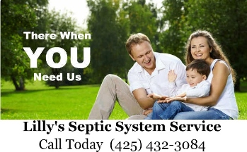 Lilly's Septic Tank Pumping and Repairs - Maple Valley, WA