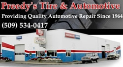 Preedy's Tire & Automotive - Spokane, WA