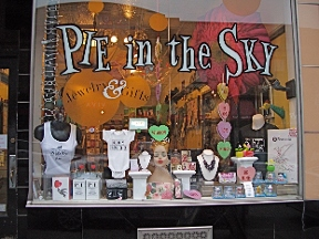 Pie In The Sky - Providence, RI