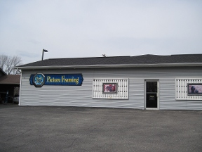 Art & Framing By Hand - New Albany, IN