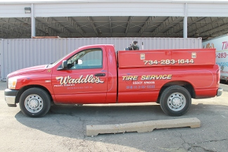 Waddle's Tire Service Inc - Riverview, MI