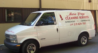 Marie Page Cleaning SVC LLC - Reeders, PA