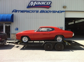 Maaco Collision Repair & Auto Painting - Houston, TX