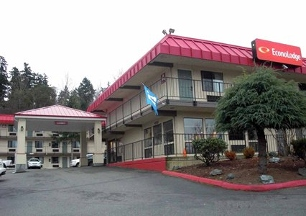 Econo Lodge Near Bellevue Square Renton - Renton, WA