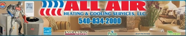All Air Heating & Cooling Services LLC - Fredericksburg, VA
