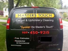 Master's Touch Carpet Cleaning - Bay City, MI