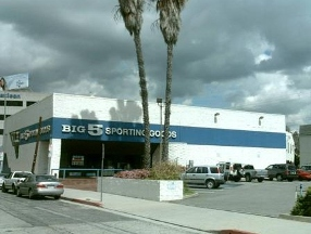 Big 5 Sporting Goods - Santa Monica, CA