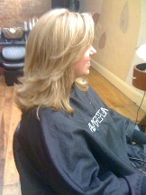 Bruce Slemmer @Daves Hair Salon - Philadelphia, PA
