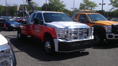 Budget Towing Incorporated - Saint Paul, MN