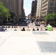 Monument Circle - Indianapolis, IN