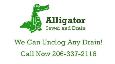 Alligator Sewer &amp; Drain Cleaning Service