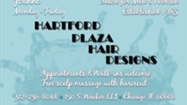 Hartford Plaza Hair Design