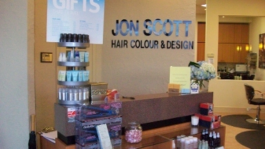 Jon Scott Hair Colour And Design