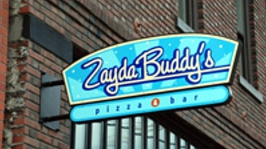 Zayda Buddy's Pizza