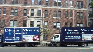 Divine Moving & Storage, Ltd.