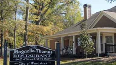 The Magnolia Thomas Restaurant