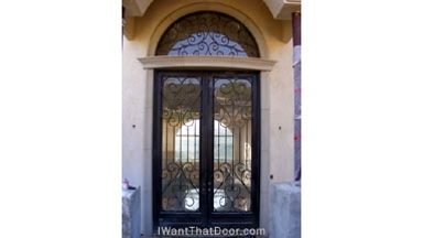 Universal Iron Doors