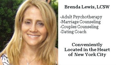 Brenda Lewis, LCSW: Marriage Counseling & Sex Therapy in NYC