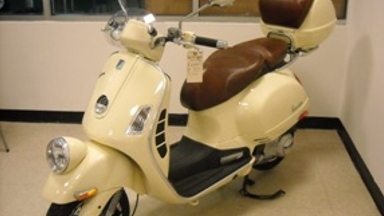 Vespa Potamkin Manhattan