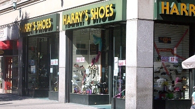 Harrys Shoes