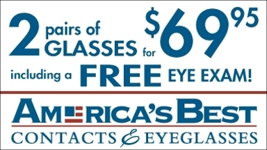 Frank Christopher America's Best Contacts & Eyeglasses