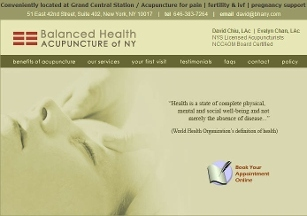 Balanced Health Acupuncture, PC