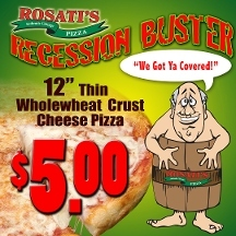 California Style Deli &amp; Rosati&#039;s Pizza