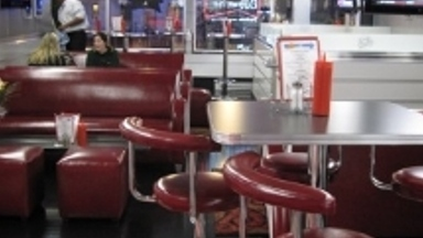 Johnny Rockets Restaurant & Sports Lounge - New York, NY