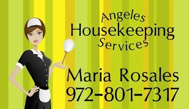 Angeles Housekeeping Services - Plano, TX