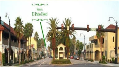 Historic El Patio Motor Hotel - Venice, FL