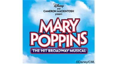 Mary Poppins The Hit Broadway Musical