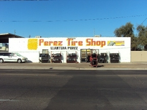 Perez Tire Shop