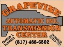 Grapevine Automatic INC - Grapevine, TX