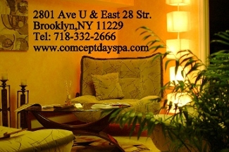 Concept Day Spa - Brooklyn, NY