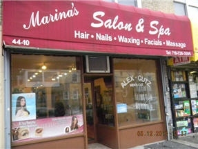 Marina&#039;s Salon &amp; Spa