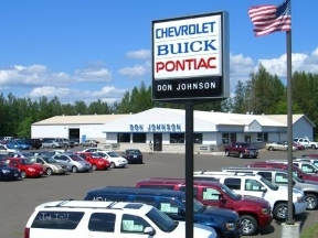 Don Johnson's Hayward Motors - Hayward, WI