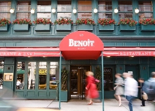 Benoit Restaurant And Bar