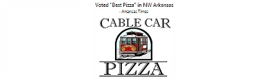 Cable Car Pizza - Fayetteville, AR