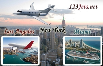Private Jet Charter, Business / Executive Air Jet Charters Fast & Easy! - New York, NY
