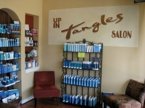 Up In Tangles Salon - Cypress, TX