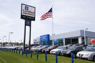 Pat O'brien Chevrolet East - Wickliffe, OH