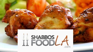 Shabbos Food LA