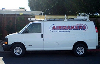 Van Johnson Airmakers Heating And Air Conditioning