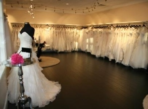 Kathleen Sherry Platinum Bridal Boutique