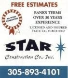 Star Construction Company, Inc.