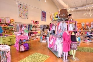 Izzy And Ash Children's Clothing Boutique