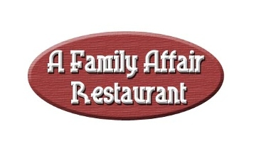 A Family Affair Restaurant