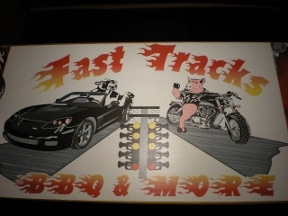 Fast Tracks BBQ And More