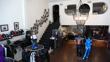 Stockroom/syren Retail Boutique